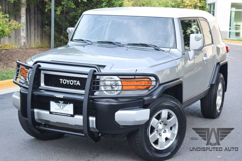 2010 Toyota FJ Cruiser for sale at Undisputed Auto Sales & Repair Inc in Chantilly VA