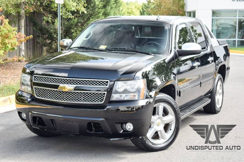 2010 Chevrolet Avalanche for sale at Undisputed Auto Sales & Repair Inc in Chantilly VA