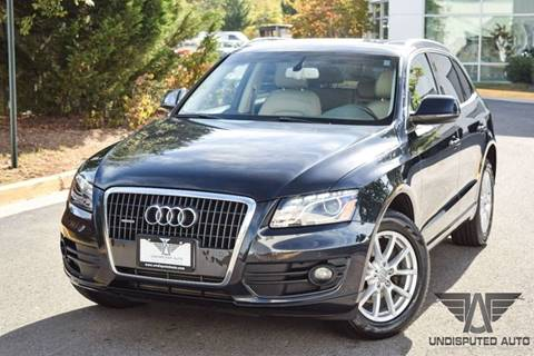 2012 Audi Q5 for sale in Chantilly, VA