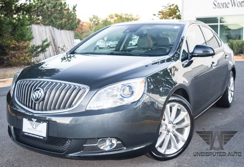 2014 Buick Verano Convenience Group In Chantilly VA  Undisputed