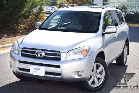2006 Toyota RAV4 for sale in Chantilly, VA