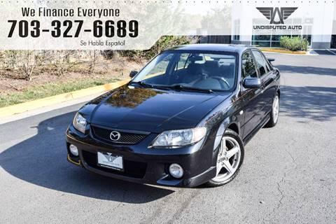 2003 Mazda MAZDASPEED Protege for sale in Chantilly, VA