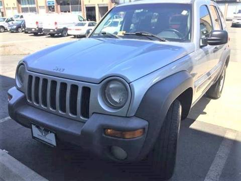 2003 Jeep Liberty for sale at Undisputed Auto Sales & Repair Inc in Chantilly VA