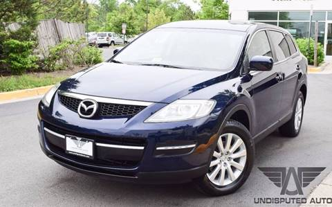 2008 Mazda CX-9 for sale at Undisputed Auto Sales & Repair Inc in Chantilly VA
