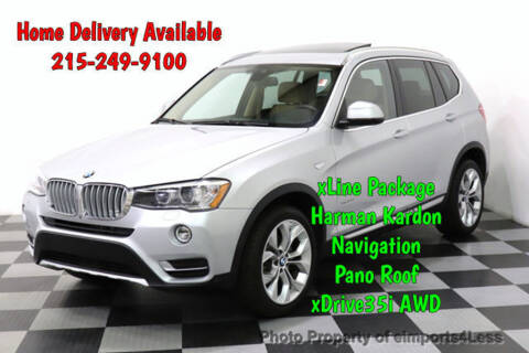 2017 BMW X3 for sale in Perkasie, PA