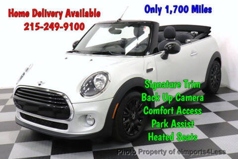 2019 MINI Convertible for sale in Perkasie, PA