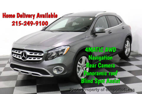 2018 Mercedes-Benz GLA for sale in Perkasie, PA