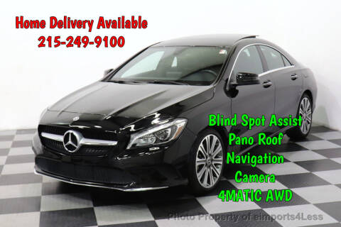 2019 Mercedes-Benz CLA CLA 250 4MATIC for sale at eimports4Less in Perkasie PA