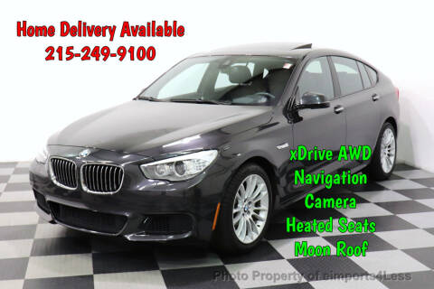 2017 BMW 5 Series 535i xDrive Gran Turismo for sale at eimports4Less in Perkasie PA