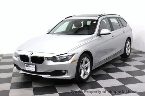 2015 BMW 3 Series 328d xDrive for sale at eimports4Less in Perkasie PA