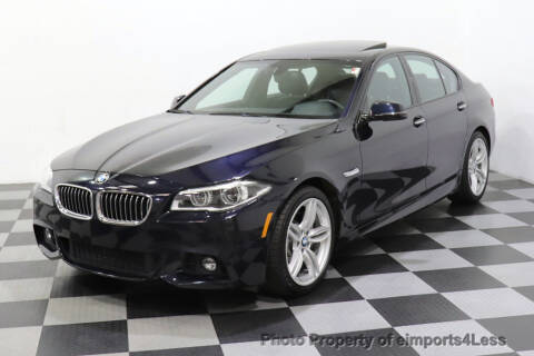 2016 BMW 5 Series 535i xDrive for sale at eimports4Less in Perkasie PA