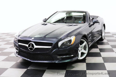 2015 Mercedes-Benz SL-Class SL 400 for sale at eimports4Less in Perkasie PA