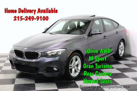 2016 BMW 3 Series 328i xDrive Gran Turismo for sale at eimports4Less in Perkasie PA