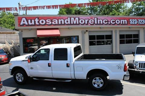 2011 Ford F-250 Super Duty for sale in Knoxville, TN
