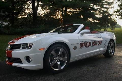 2011 Chevrolet Camaro for sale at Autos and More Inc in Knoxville TN