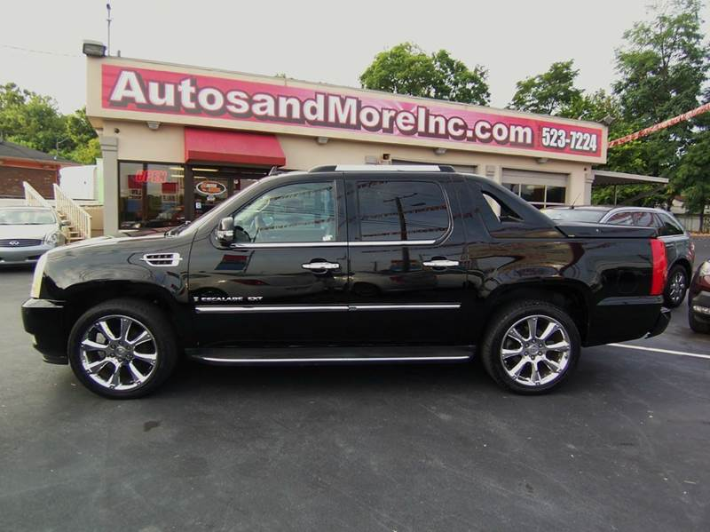 2007 cadillac escalade ext base awd 4dr crew cab sb in. Cars Review. Best American Auto & Cars Review