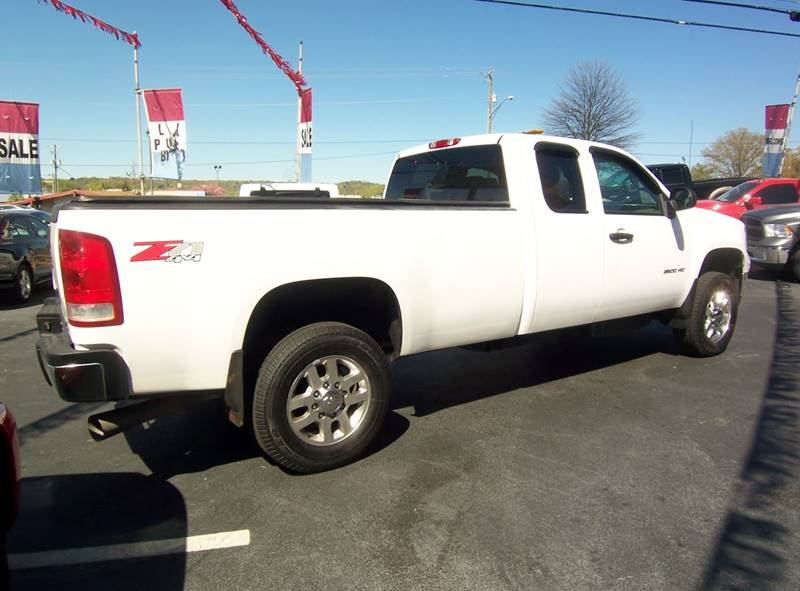 2011 GMC Sierra 3500HD 4x4 Work Truck 4dr Extended Cab SRW - Knoxville TN