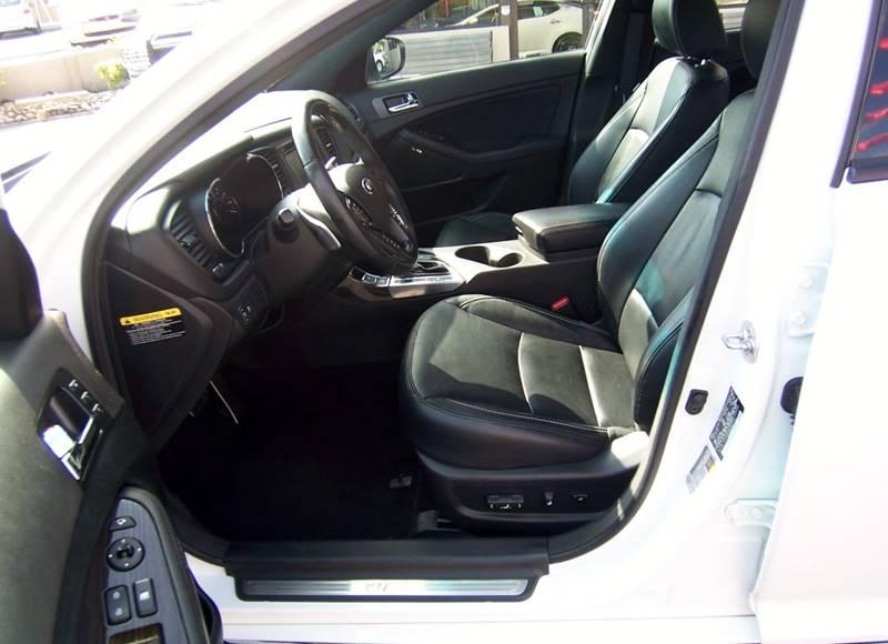 2013 Kia Optima SXL 4dr Sedan - Knoxville TN
