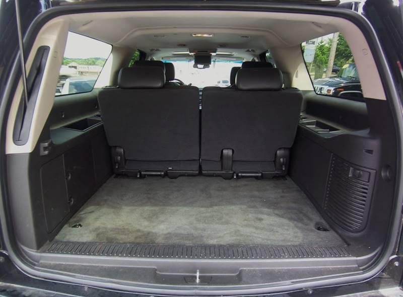 2008 GMC Yukon XL 4x4 SLT 1500 4dr SUV w/ 4SB - Knoxville TN