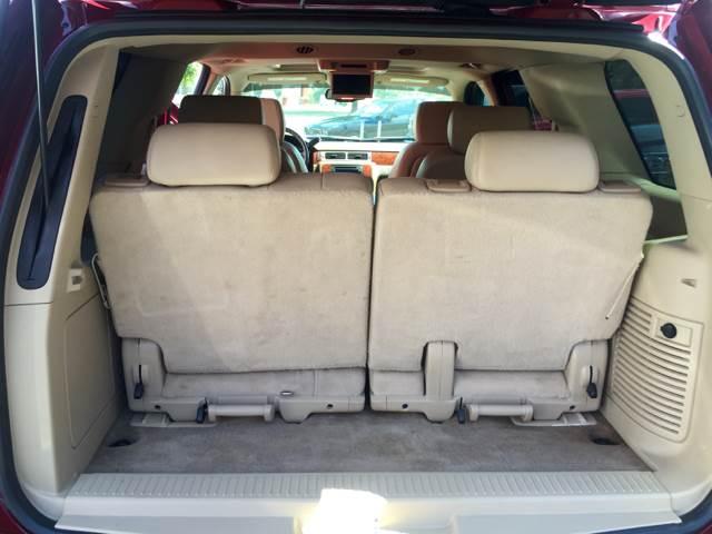 2009 Chevrolet Tahoe 4x4 LTZ 4dr SUV - Knoxville TN
