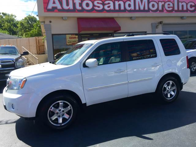 2010 Honda Pilot 4x4 Touring 4dr SUV w/Navi - Knoxville TN