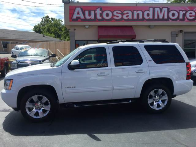 2011 Chevrolet Tahoe 4x4 LT 4dr SUV - Knoxville TN