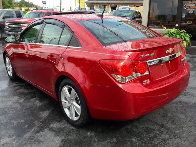 2014 Chevrolet Cruze Diesel 4dr Sedan - Knoxville TN