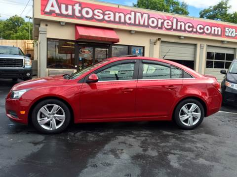 2014 Chevrolet Cruze for sale at Autos and More Inc in Knoxville TN