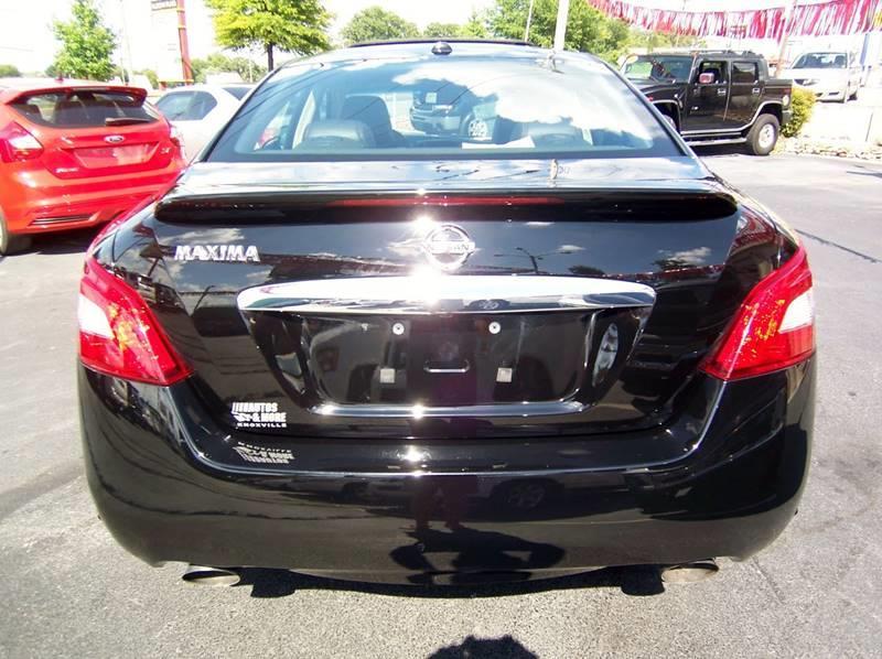 2010 Nissan Maxima 3.5 SV 4dr Sedan - Knoxville TN