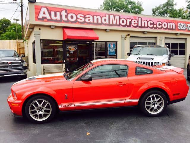 2007 Ford Shelby GT500 2dr Coupe - Knoxville TN