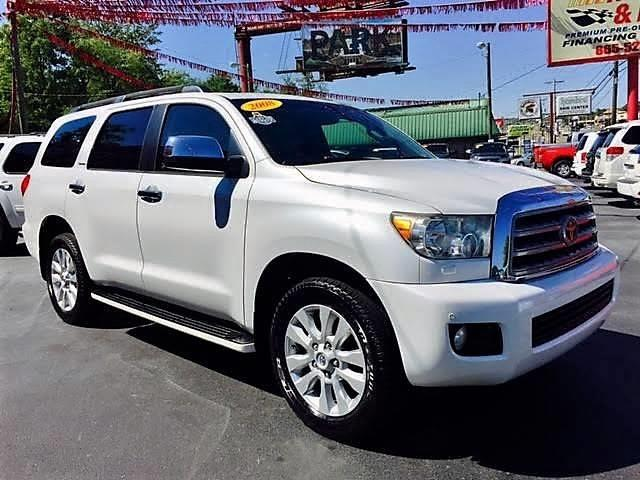 2008 Toyota Sequoia 4x4 Platinum 4dr SUV - Knoxville TN