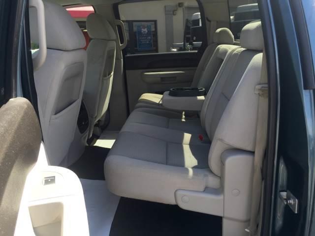 2007 Chevrolet Silverado 1500 LT1 4dr Crew Cab 4WD 5.8 ft. SB - Knoxville TN