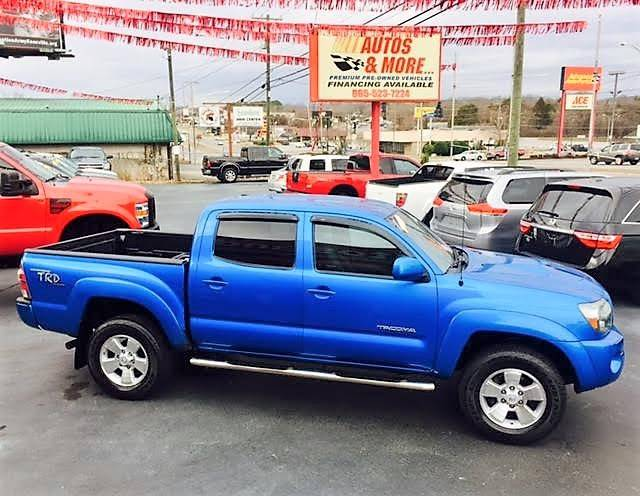 2011 Toyota Tacoma 4x4 V6 4dr Double Cab 5.0 ft SB 5A - Knoxville TN