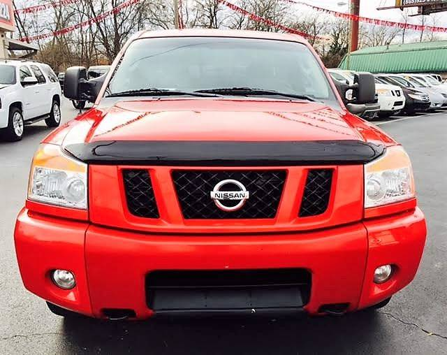 2008 Nissan Titan 4x4 PRO-4X King Cab Short Bed 4dr - Knoxville TN