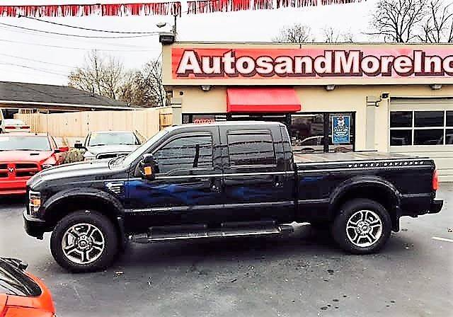 2009 Ford F-250 Super Duty 4x4 Harley-Davidson 4dr Crew Cab 6.8 ft. SB Pickup - Knoxville TN