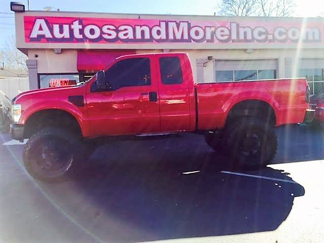 2008 Ford F-250 Super Duty XLT 4dr SuperCab 4WD SB - Knoxville TN