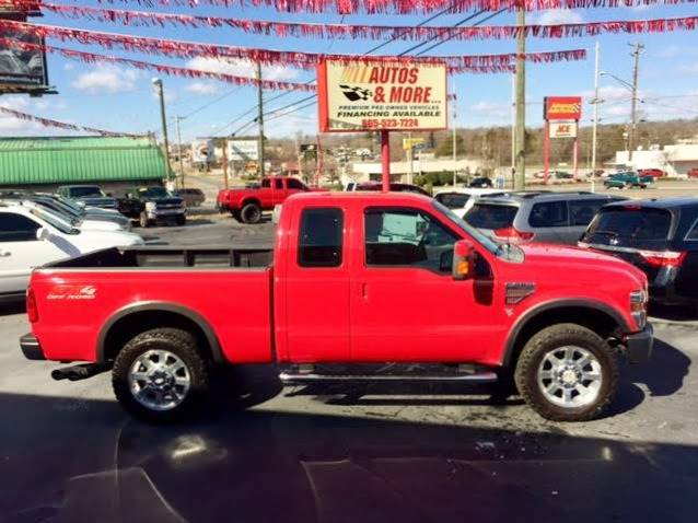 2008 Ford F-250 Super Duty FX4 4dr SuperCab 4WD SB - Knoxville TN
