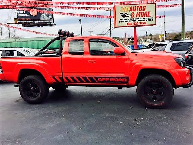 2008 Toyota Tacoma 4x4 V6 4dr Access Cab 6.1 ft. SB 5A - Knoxville TN