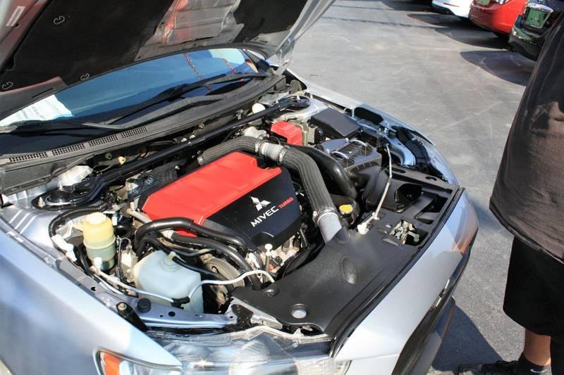 2008 Mitsubishi Lancer Evolution AWD GSR 4dr Sedan - Knoxville TN