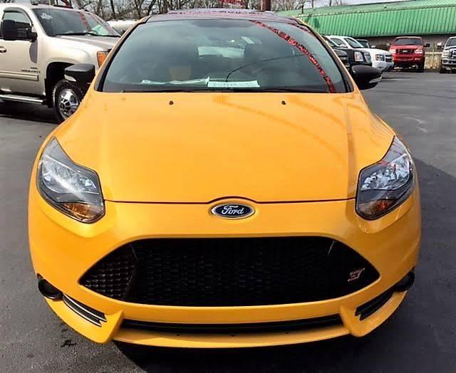 2013 Ford Focus ST 4dr Hatchback - Knoxville TN