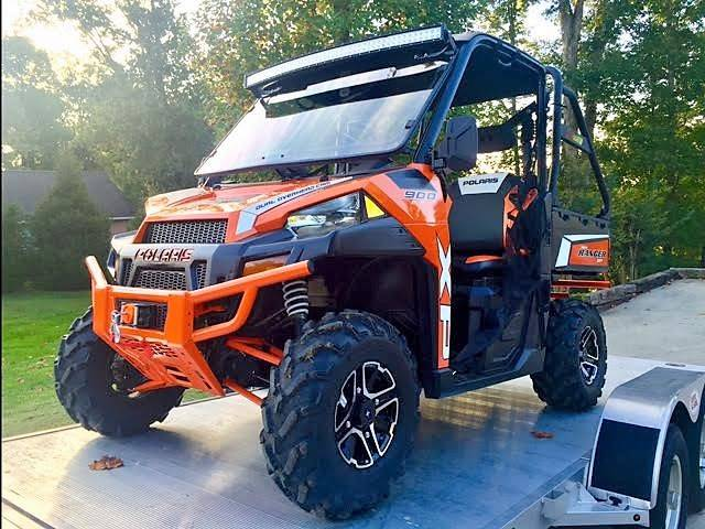 2013 Polaris Ranger 900XP Limited Edition Orange Madness - Knoxville TN