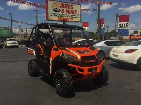 2013 Polaris Ranger 900XP for sale in Knoxville, TN