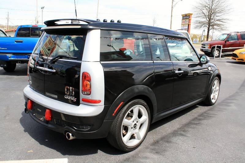 2009 MINI Cooper Clubman S 3dr Wagon - Knoxville TN