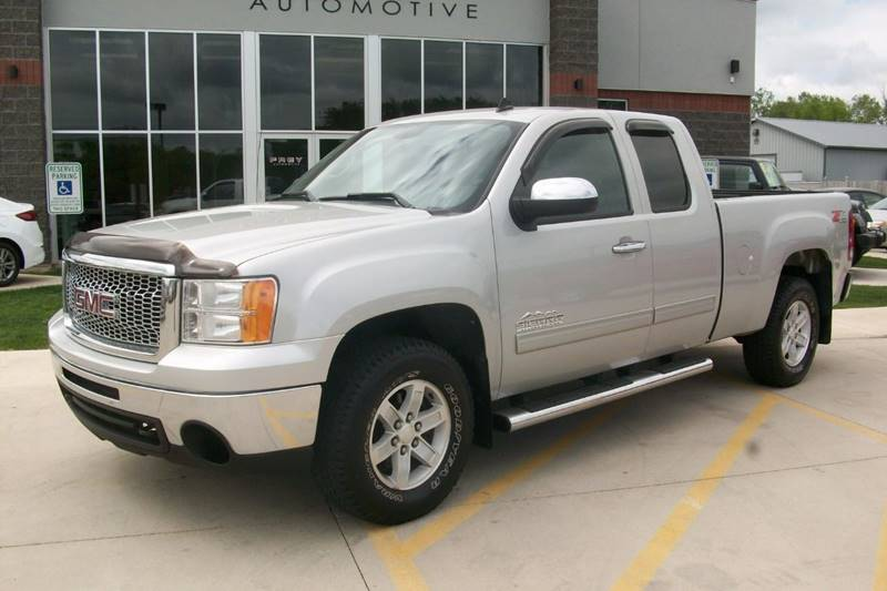 2011 GMC Sierra 1500 4x4 SLE 4dr Extended Cab 6.5 ft. SB - Muskego WI