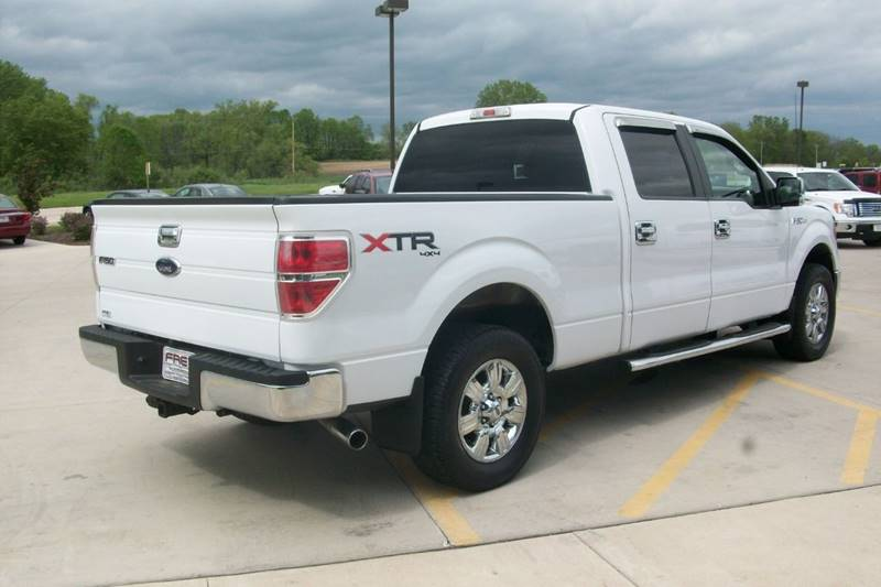2011 Ford F-150 4x4 XLT 4dr SuperCrew Styleside 6.5 ft. SB - Muskego WI