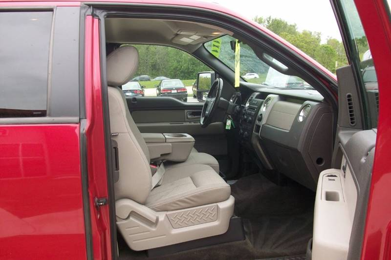 2010 Ford F-150 4x4 XLT 4dr SuperCab Styleside 6.5 ft. SB - Muskego WI