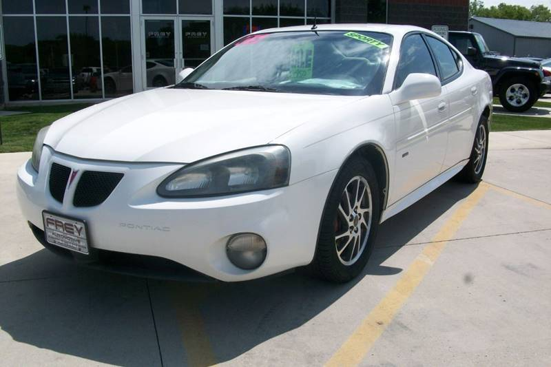 2005 Pontiac Grand Prix GTP 4dr Supercharged Sedan - Muskego WI