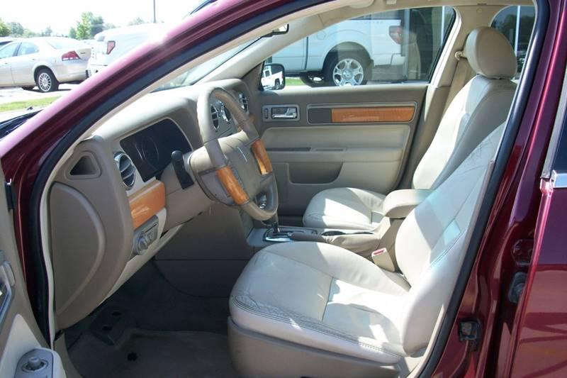 2006 Lincoln Zephyr 4dr Sedan - Muskego WI