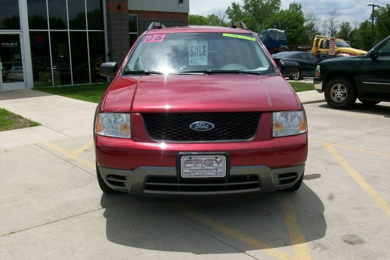 2006 Ford Freestyle SE 4dr Wagon In Muskego WI - Frey Automotive
