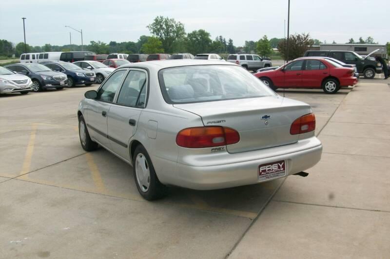 1999 Chevrolet Prizm 4dr Sedan - Muskego WI